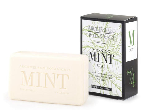 Super moisturizing Mint Soap