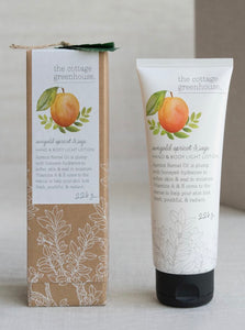 Sun-gold Apricot/Sage Lotion