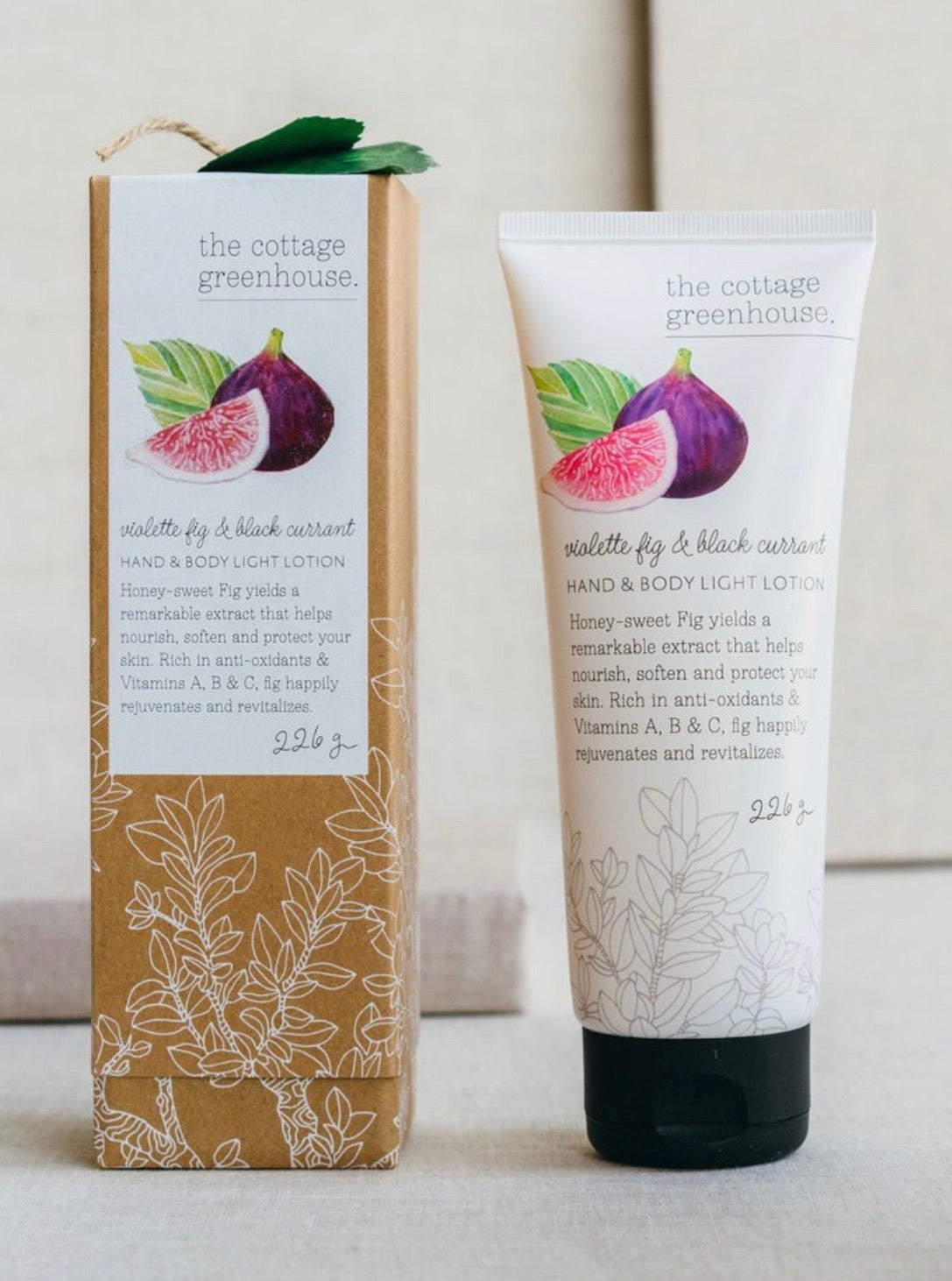 Violette Fig/Black Currant Lotion