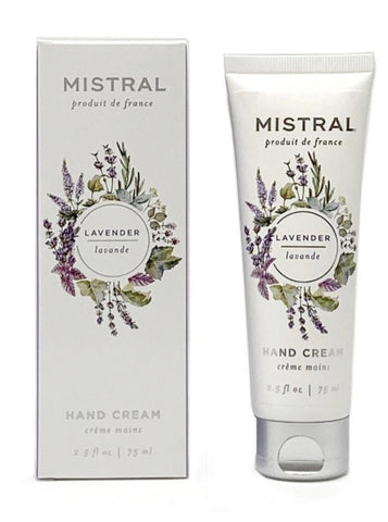 French-made Lavender Hand Cream