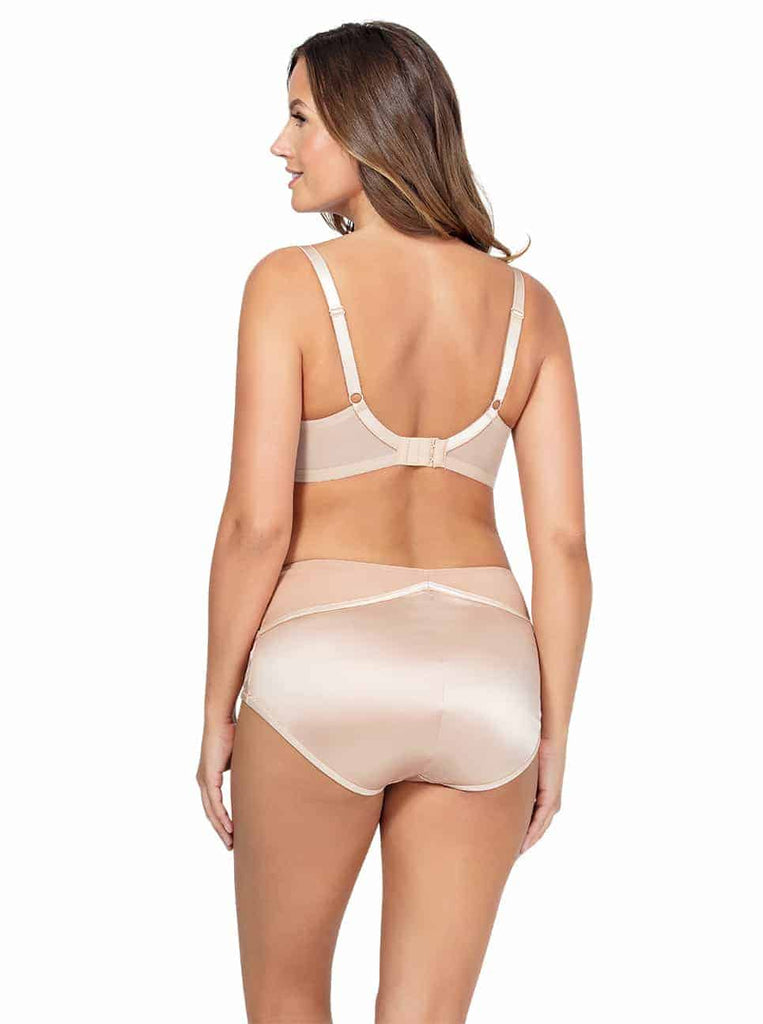 Charlotte Highwaist Brief - True Nude - 6917