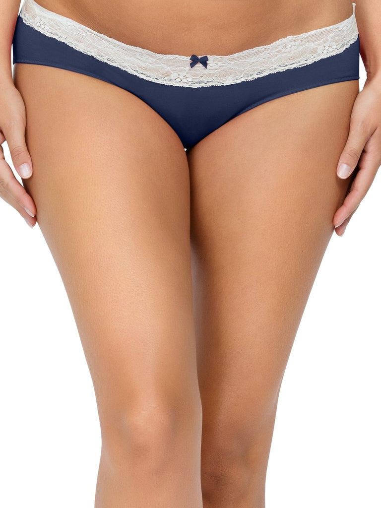 Parfait Panty Hipster - Navy - PP503