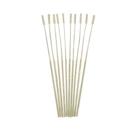 3D-printed Nasopharyngeal Swabs (Case of 250; $2/pc)