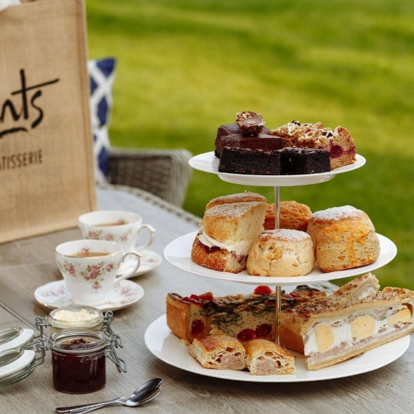 The Best Places for Afternoon Tea in the North East