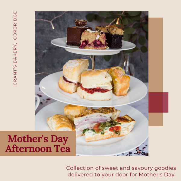 "BOOK YOUR MOTHER""S DAY AFTERNOON TEA"