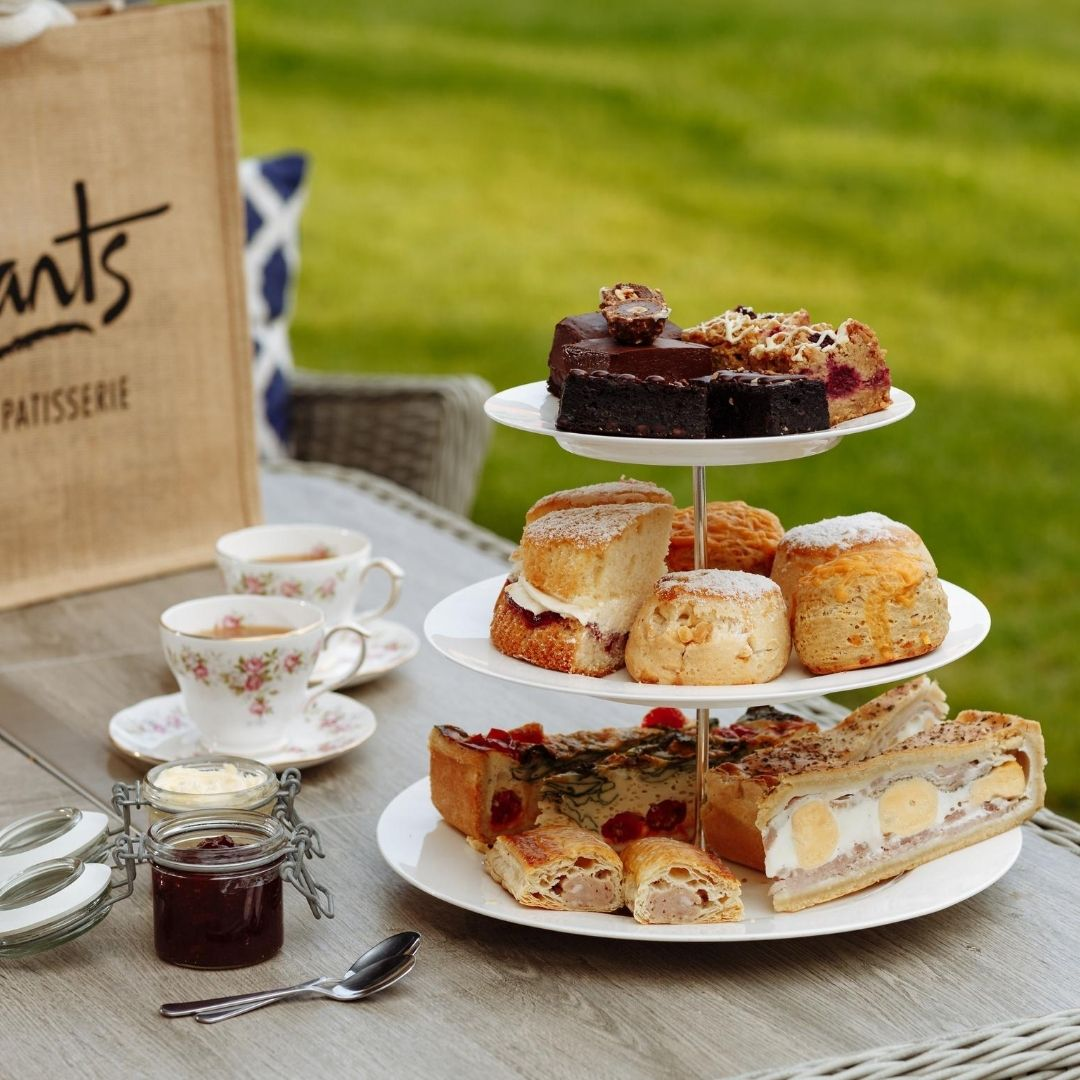 Afternoon Tea - Grant's Bakery