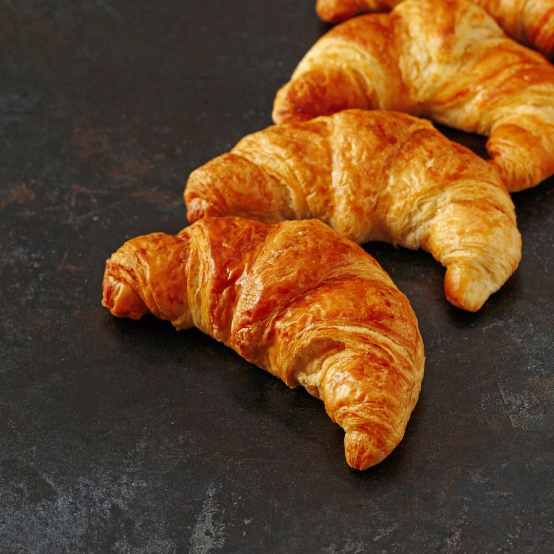 Croissants (Pack of 4) - Grant's Bakery