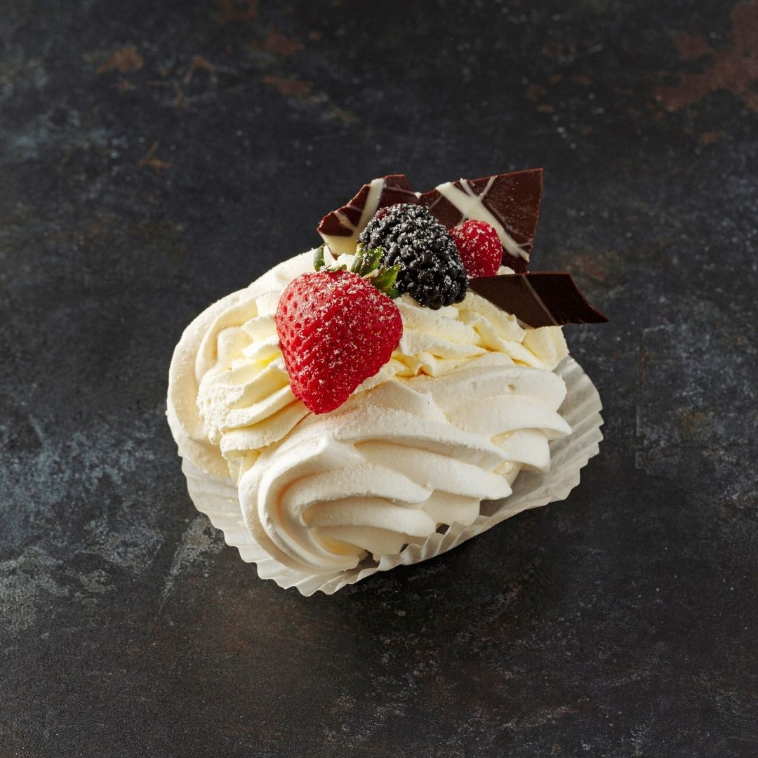 Fresh Cream Meringue - Grant's Bakery