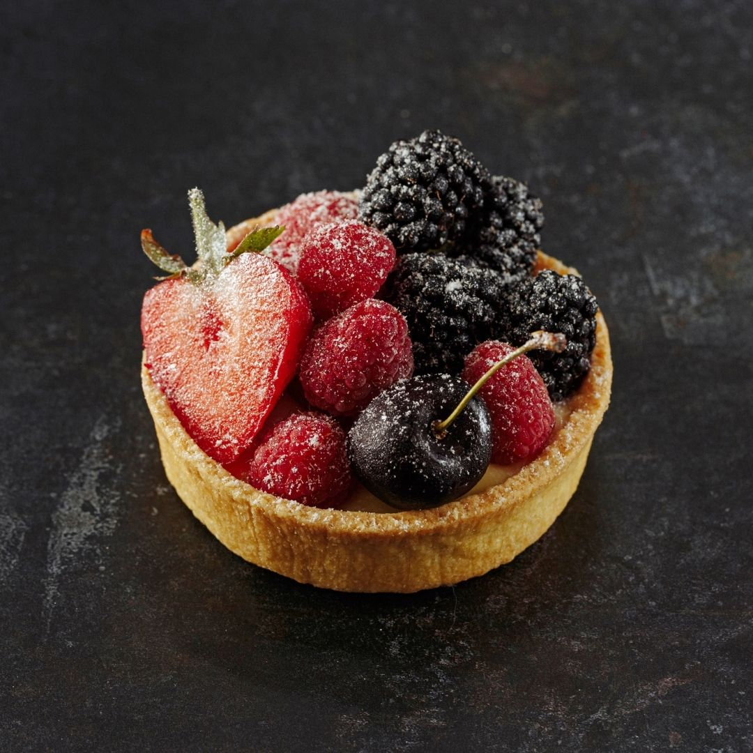 Small Mixed Fruit Tart - Grant's Bakery