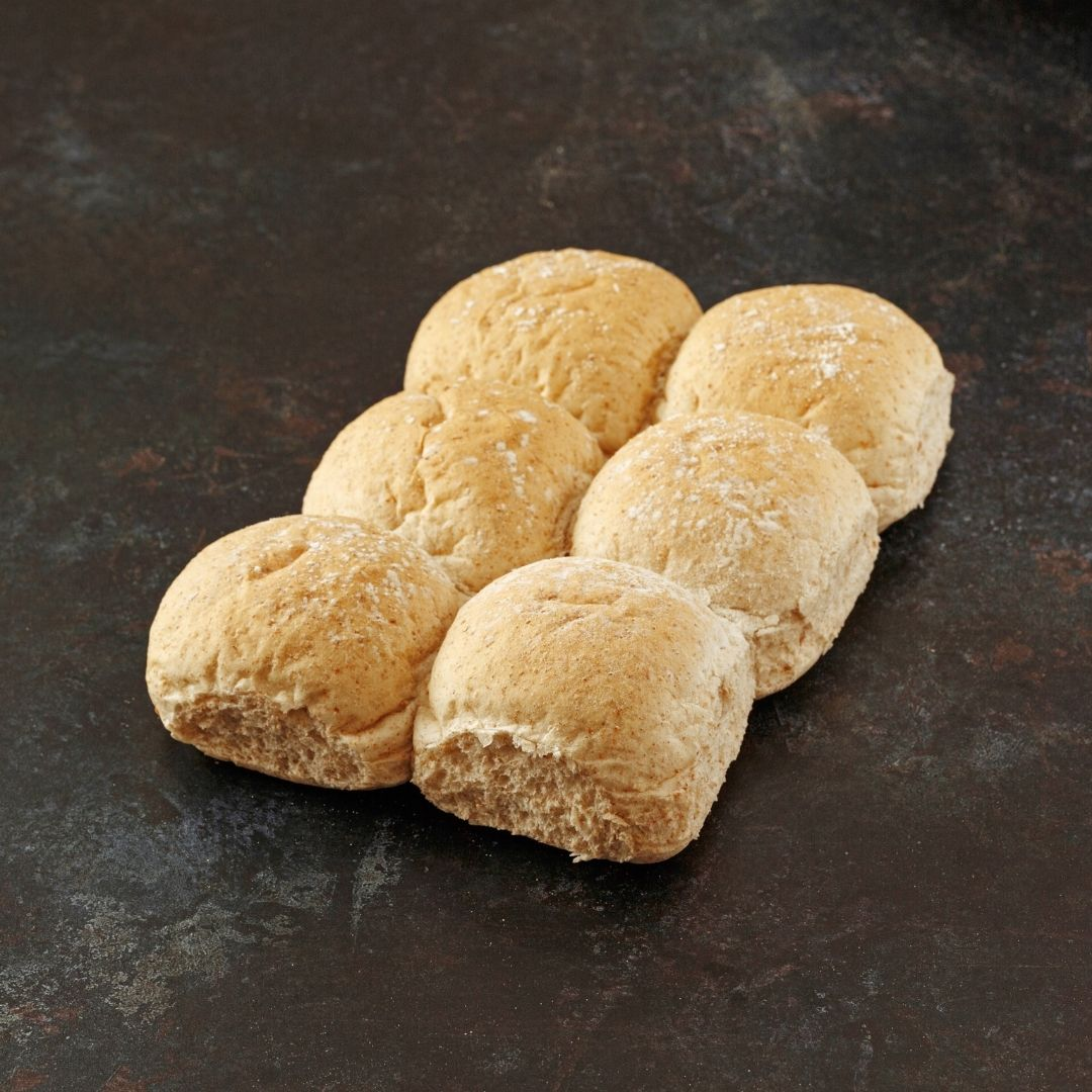 Brown Dusties (Pack of 6) - Grant's Bakery