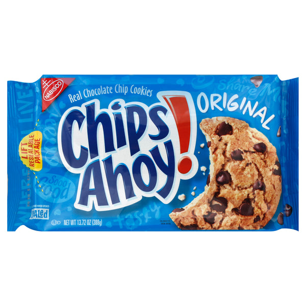 Chips Ahoy! Chocolate Chip Cookies (13oz)