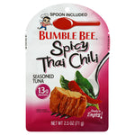 Bumble Bee Spicy Thai Chili Seasoned Tuna (2.5 oz)