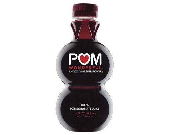 POM Pomagranate Juice (16 oz)