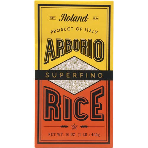 Roland Arborio Rice Superfino (1 lb)