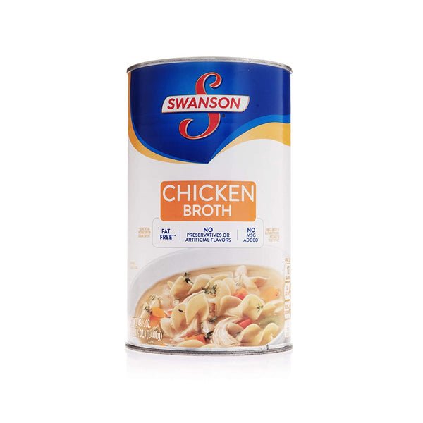 Swanson Broth Condensed Chicken Broth 49.5oz (1 Can)