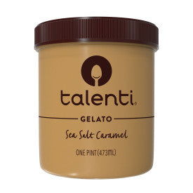 Talenti Sea Salt Caramel (1 Pint)