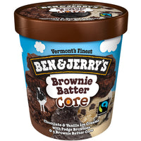 Ben & Jerry's Brownie Batter (1 Pint)
