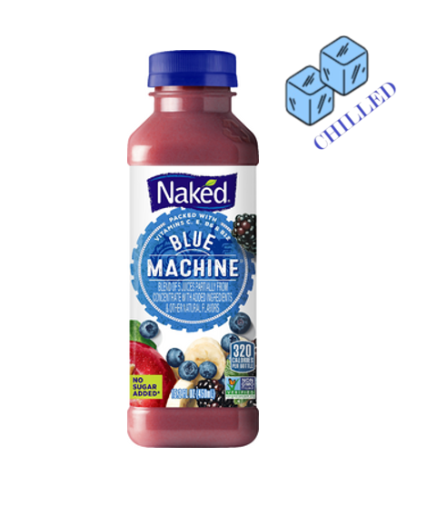 Naked Boosted Smoothie Blue Machine (15.2 oz)