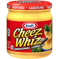 Cheez Whiz Kraft Original Cheese Dip, 15oz