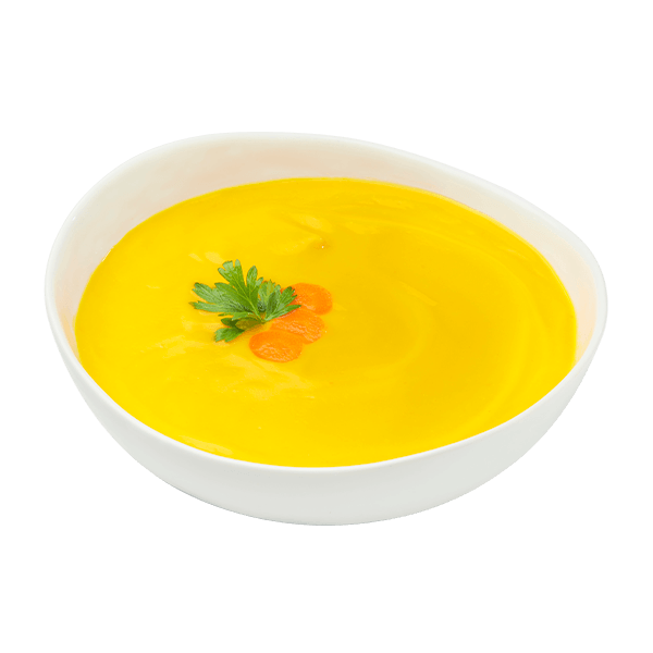 BeMeal Carrot Ginger Soup