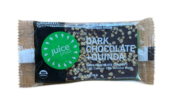 Dark Chocolate + Quinoa
