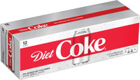 Diet Coke (12 oz, 12-pack)