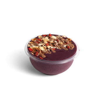 Blueberry Acai Bowl