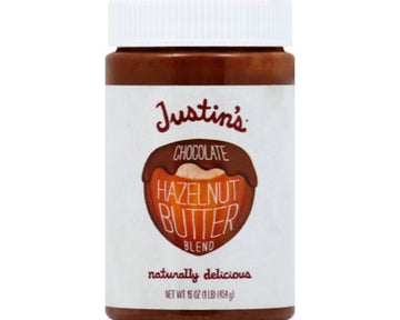 Justin's Chocolate Hazelnut Butter (16 oz)
