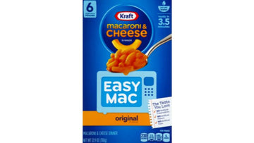 Kraft Easy Mac & Cheese Original (4.1 oz)