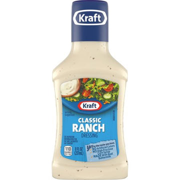 Kraft Ranch Dressing (8 oz)