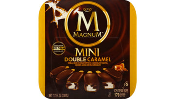 Magnum Mini Double Caramel (6 bars)