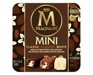 Magnum Mini Variety Pack (6 bars)