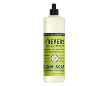 Mrs. Meyer's Clean Day Dish Soap (16 oz)