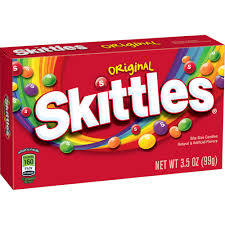 Skittles Original Candy Share Size (3.5 oz)