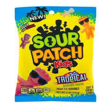 Sour Patch Kids Tropical (5 oz)