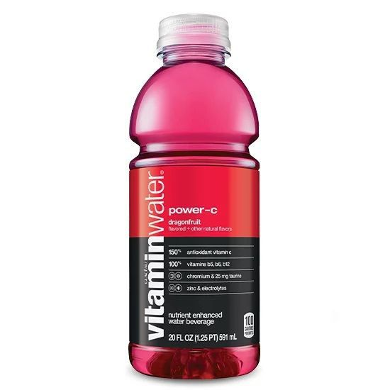 Vitamin Water Power C (20 oz)
