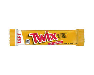 Twix Ice Cream Bar (3 oz)