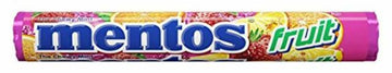 Mentos Mint Candy, Mixed Fruit (1.3 oz)