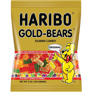 Haribo Goldbears (5 oz)