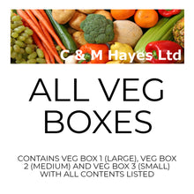 Load image into Gallery viewer, AB. Veg Boxes