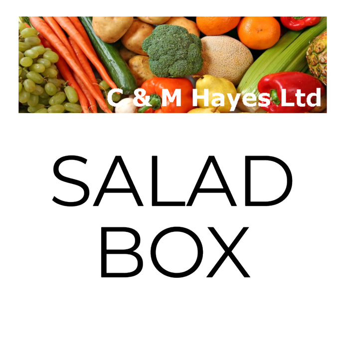 AC. Salad Box Selection