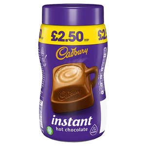 Cadbury's Instant Hot Chocolate x 300g