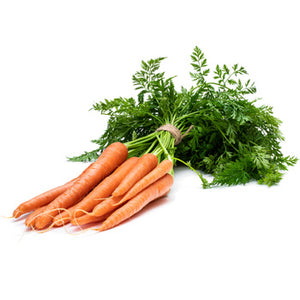Carrot: Bunched x bunch