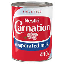 Carnation: Evaporated Milk x 410g