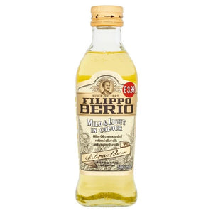 Oil: Olive Oil Filippo Merio Mild &Light x 500ml