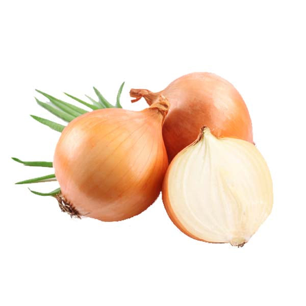 Onion: Brown (White) x 1kg