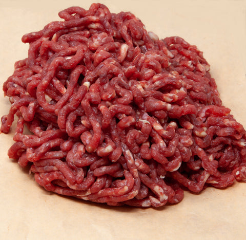 Lean Ground Beef - Getaway Farm