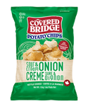 Covered Bridge Sour Cream & Onion
