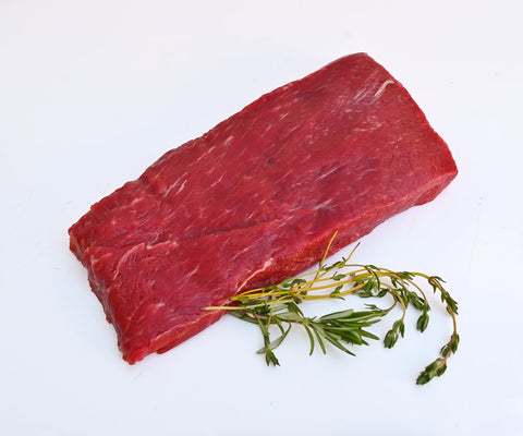 Flat Iron Steak - Certified Island Beef