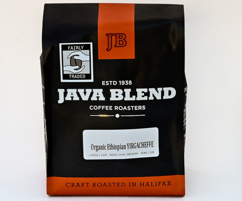 Java Blend Ethiopian Yirgacheffe Coffee